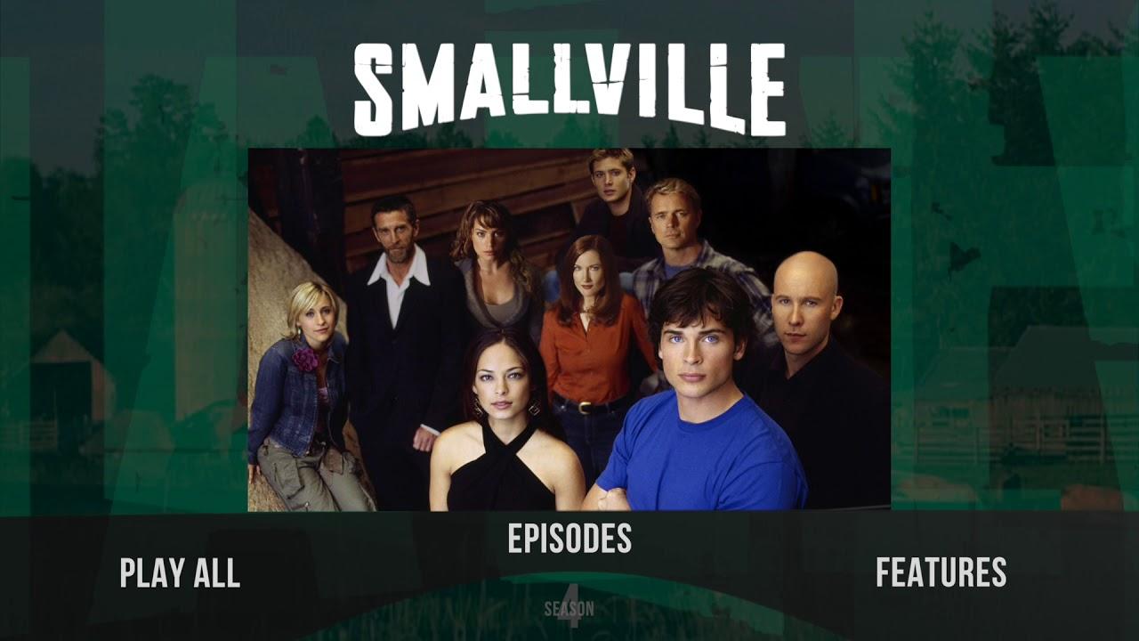 "Download Smallville Season 4 DVD menu intro ""fan made"""