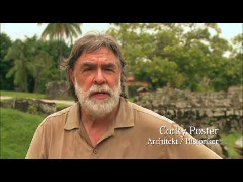 Reise durch Amerika - Panama, Der wilde Westen Doku HD