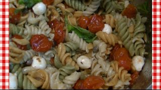 Roasted Tomato Pasta Salad Recipe ~ Noreen's Kitchen