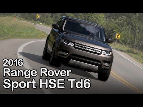 2016 Range Rover Sport HSE Td6 Review: Curbed with Craig Cole