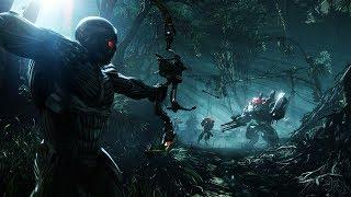 Crysis 3. #2. Пехтура однажды - пехтура навсегда!