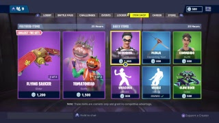 🔴*NEW* Fortnite Item Shop - LIVE COUNTDOWN! - (14th November)🔴