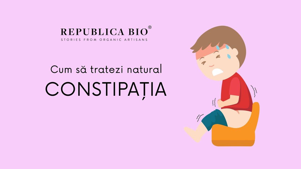 Constipație rotundă de vierme