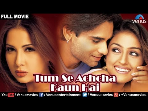 Tumse Achcha Kaun Hai Full Movie  Hindi Movies  Kim Sharma Movies