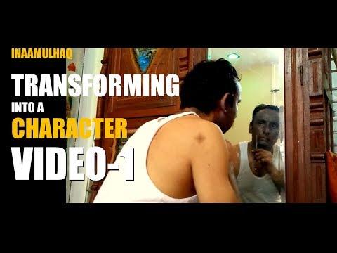 INAAMULHAQ | TRANSFORMING into a CHARACTER |