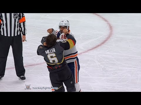 Jujhar Khaira vs Colin Miller Feb 15, 2018