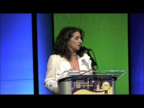 Maura Gast at DMAI in Atlanta