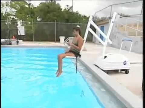 Smith PAL Swimming Pool Lift