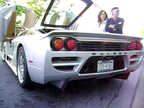 Saleen S7 Twin Turbo 2006 - YouTube