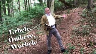 Manni kallt Platt: Erbele, Ömbere, Worbele