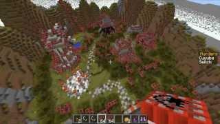Minecraft:Прохождение карты 'С юбилеем' №2