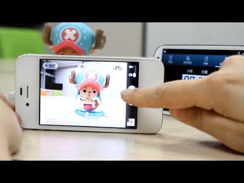 iPhone 4S快速拍照