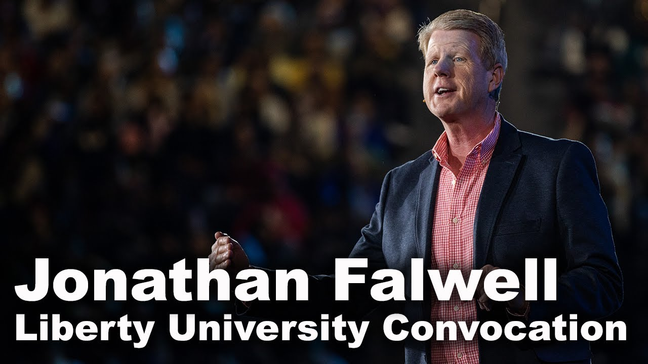 Jonathan Falwell - Liberty University Convocation