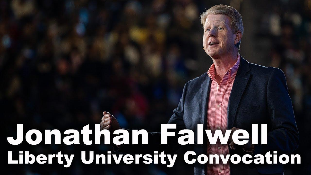 Jonathan Falwell - Liberty University Convocation