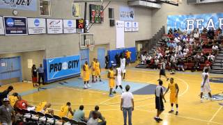 1 | The Franchise Vs PDG Queensbridge | 2012 NIKE PRO CITY