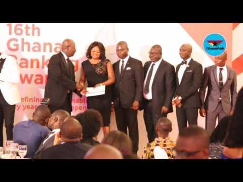 16th Ghana Banking Awards: Most active eZwich Bank – GCB Bank