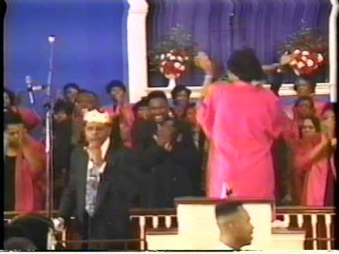 Pastor L.T. Hutton & The Inspirational Choir I Won't Go Back