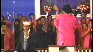 Pastor L.T. Hutton & The Inspirational Choir- I Won't Go Back