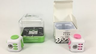 Fidget Cube Fake Vs Real