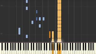 Sunny (Bobby Hebb) - Piano tutorial