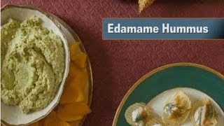 Apps in a Snap Edamame Hummus Thumbnail