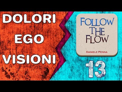 13 - FOLLOW THE FLOW - Podcast 14/2/18 - Daniele Penna