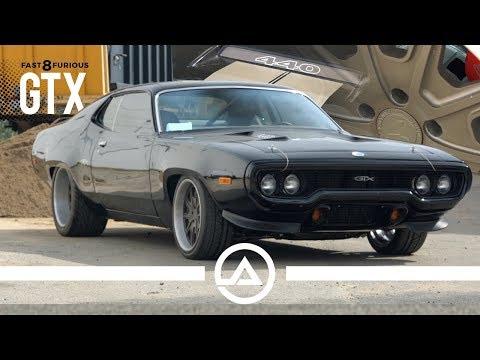 Fast & Furious 8 Plymouth GTX | Fate Of The Furious Mopar