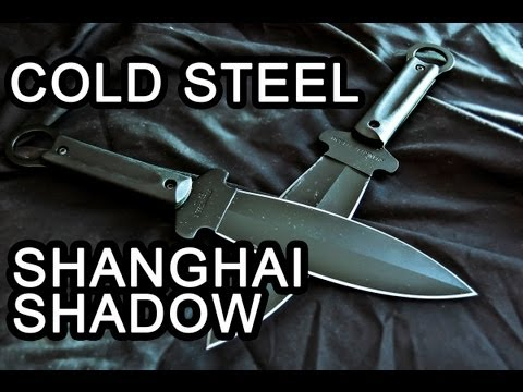 Cold Steel Shanghai Shadow - Review