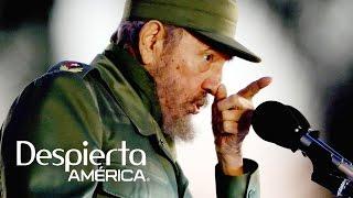 El enfrentamiento entre Fidel Castro y la periodista de Univision, Bernadette Pardo