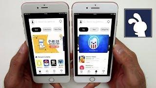 Новый tutuapp iOS v 2.0 для iOS 11.4.1 и iOS 12, лучший вариант для джейлбрейка для iPhone, iPad.