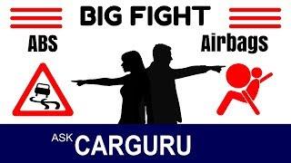 ABS Vs Airbags, जानदार है कौन? सबसे काम का कौन? CARGURU explains, each & every aspect of both .