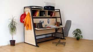 Kresto - Bed & Desk