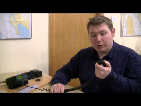 ScotSail VHF Marine Radio Licence - Pan Pan Voice Call