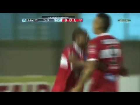 Gols Tupi-MG 3×4 CRB-AL Serie B 2016