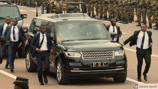 Top 10 Most Protected Presidents in Africa 2019
