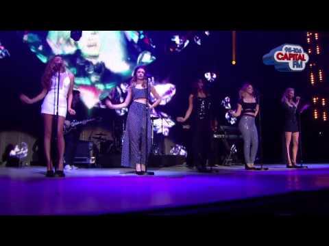 Girls Aloud - The Promise (Capital FM's Jingle Bell Ball 2012)