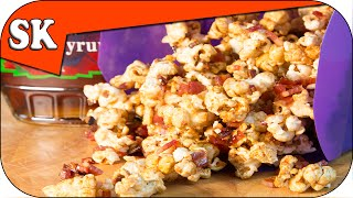 Maple Bacon Popcorn - Best Popcorn Ever - Until The Next One :)