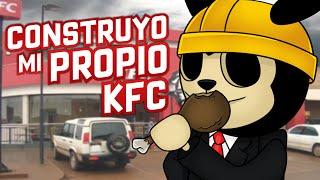 ROBLOX: CONSTRUYO MI PROPIO KFC - KFC Roleplay Tycoon! | iTownGamePlay