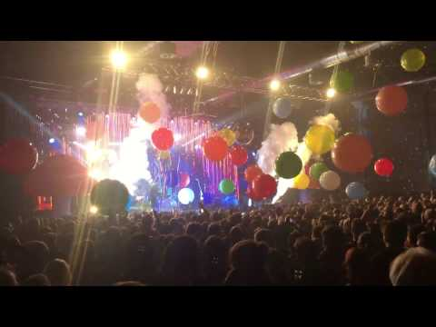 Flaming Lips - Race For The Prize - Live - Berlin - 2017
