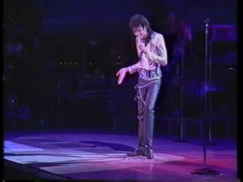 Michael Jackson  Rock With You Yokohama 1987