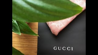 Gucci Scarf Review