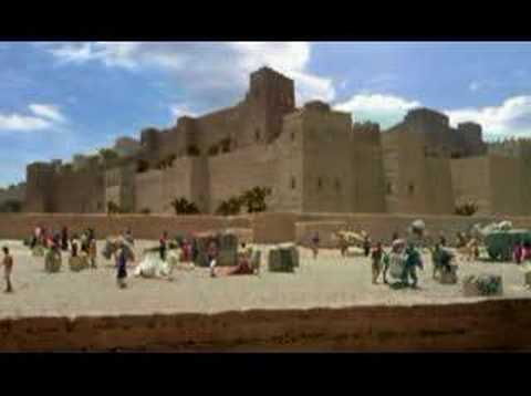 Seven Wonders Of The Ancient World-GARDENS OF BABYLON PART 2