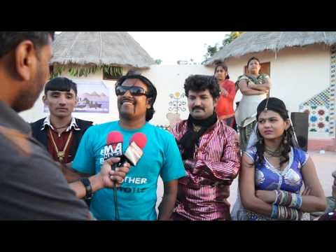 Super star Devkumar interview bhuj kutch album Panjo kutch no.1