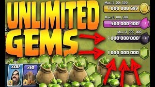 How to hack clash of clans 2019 || How to hack coc gems || Unlimited coins and gems || COC Hack