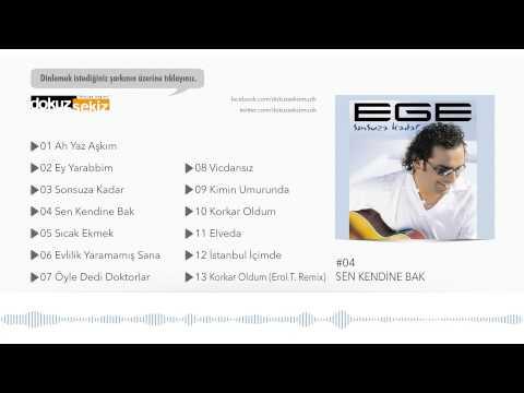 Ege - Sen Kendine Bak ( Audio)