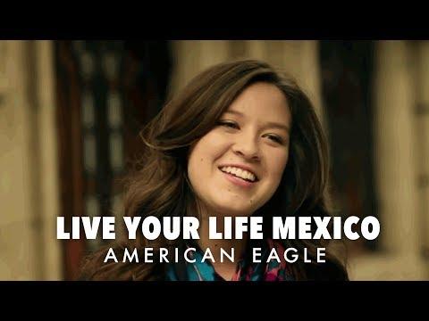 Andrea | Live Your Life México | American Eagle