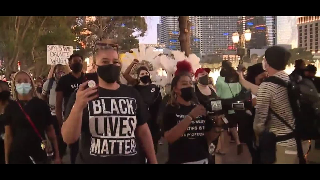 Las Vegas valley prepares for possible protests stemming from Chauvin trial verdict