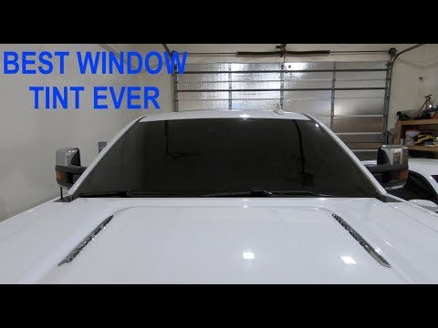 THIS IS THE BEST TINT FOR ANY VEHICLE