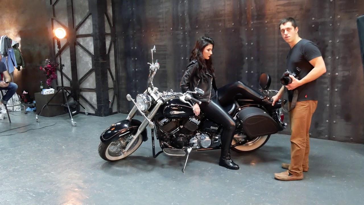 фотостудии с мотоциклом спб всем