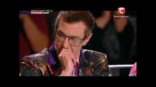 «Х-фактор-5» /Ирина Василенко -Обсуждения судей  /Второй прямой эфир(15.11.2014)